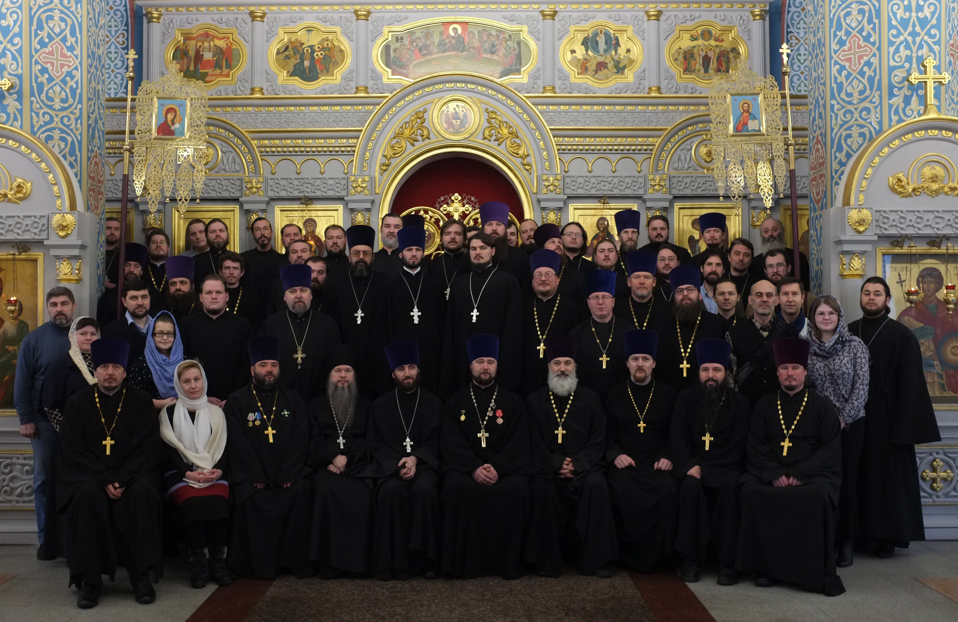 Миссионерский отдел Московской епархии 2017